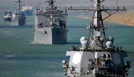 US naval forces get closer to Syria | middle east | Scoop.it