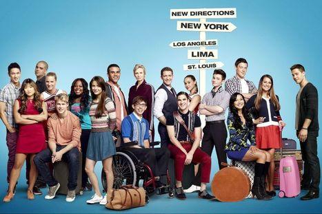 Glee_Season_4_Promo.JPG (1024x683 pixels) | Séries de TV para adolescentes | Scoop.it