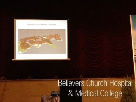 Dr. KP Yohannan, Metropolitan Unveils Hospital Plans | KP Yohannan - Gospel for Asia | Scoop.it