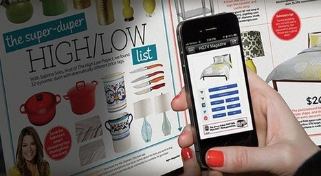 Making Print More Interactive | workplace creativity: innovation et travail | Scoop.it
