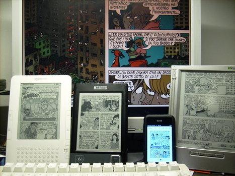 Impaginazione digitale, fumetti liquidi, odio e amore.   DailyComics   Scoop.it