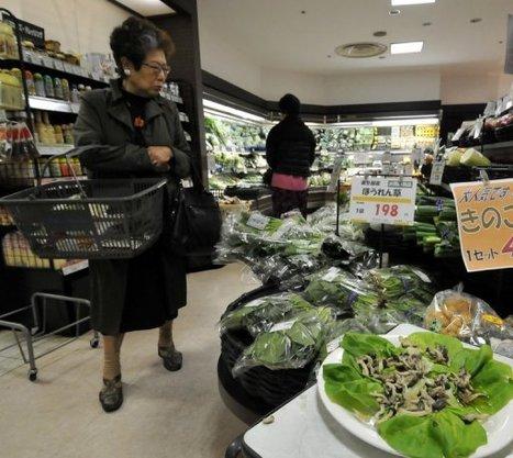 Japon: l'assiette aux becquerels | Actualité de l'Industrie Agroalimentaire | agro-media.fr | Scoop.it