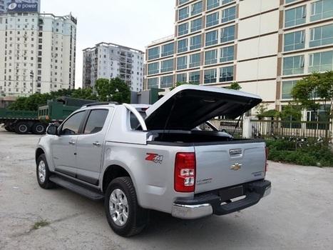 Nắp thấp Carryboy GRX pickup Chevrolet Colorado | máy khử độc rau quả ( máy khử độc ozone) | Scoop.it