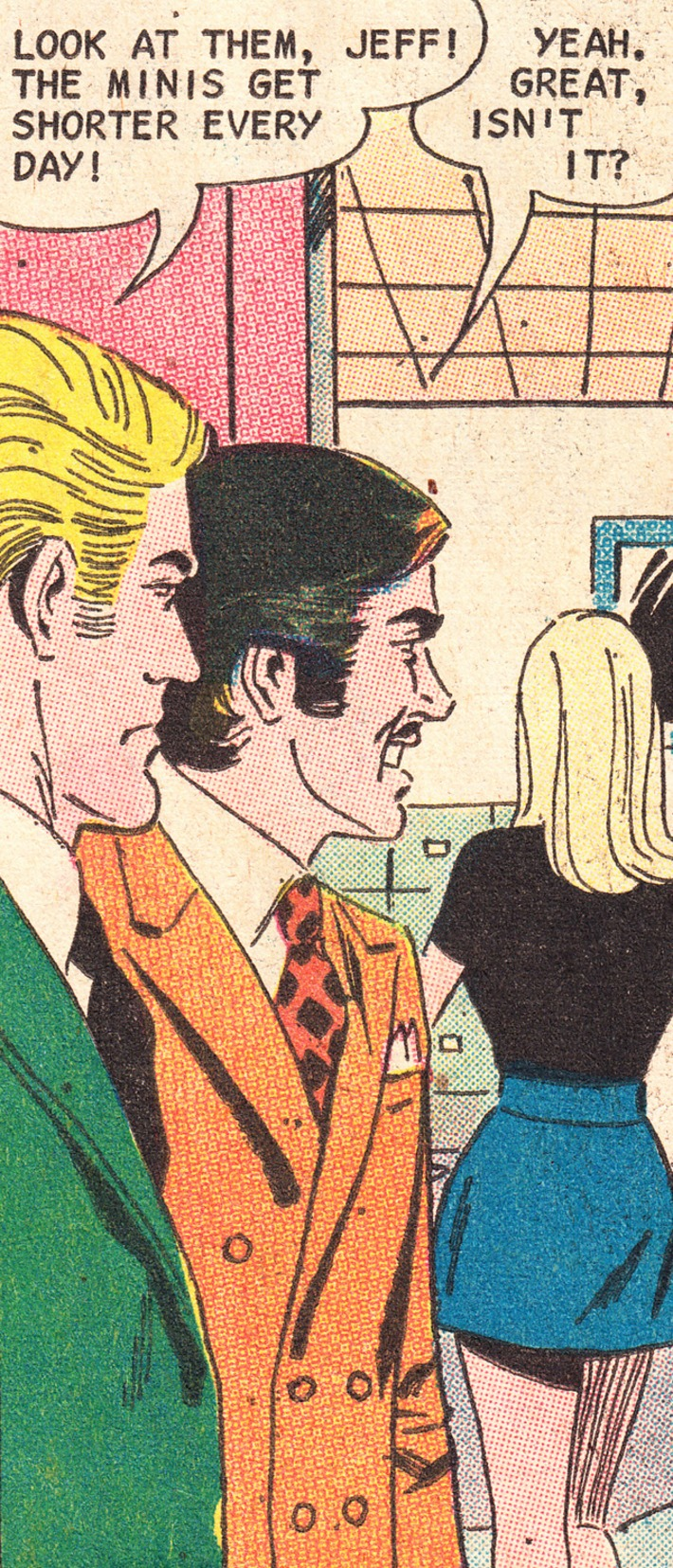 Vintage Comic Book Gawkers | Sex History | Scoop.it