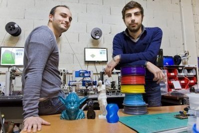 La jeune pousse eMotion Tech conçoit une imprimante 3D made in Toulouse | Toulouse networks | Scoop.it