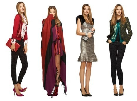 L'Wren Scott Banana Republic Limited Edition Collection Launches | Best of the Los Angeles Fashion | Scoop.it