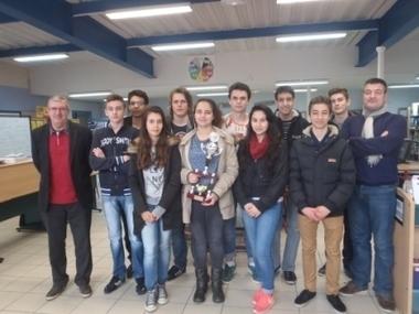 3ème au rallye citoyen pour les élèves du collège Victor Hugo | Collège Victor Hugo (Carmaux) | Scoop.it
