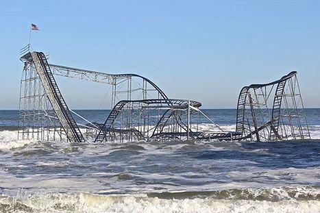 Media Ignore Climate Change On Hurricane Sandy Anniversary | Envimageine | Scoop.it