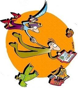 Características de los libros para los más chicos - Imaginaria No. 8 - 22 de setiembre de 1999 | Libros, lectura, bibliotecas... | Scoop.it