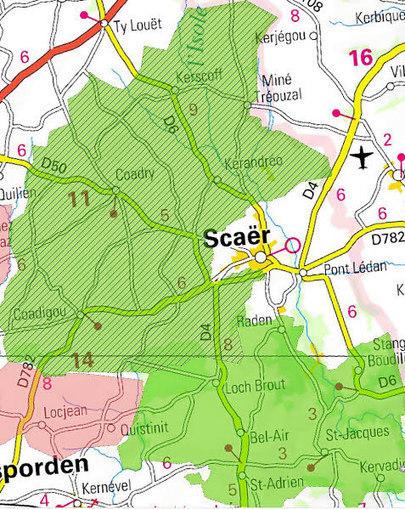 #Scaër - Fibre optique.  La campagne avant le bourg | Aménagement numérique | Scoop.it