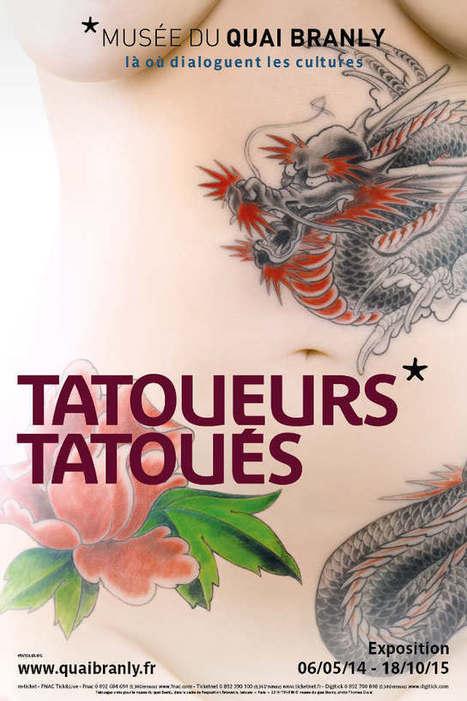 Tatoueurs Tatoués : l'expo jette l'ancre au musée du quai Branly   OÜI FM   Kiosque du monde : A la une   Scoop.it