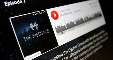 Comment les entreprises font du podcast une arme au service de leurs marques ? Les Echos | Radio 2.0 (En & Fr) | Scoop.it
