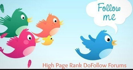 List of DoFollow Forums with High Pagerank - BlogHunk | InfiBeam Coupons | Scoop.it