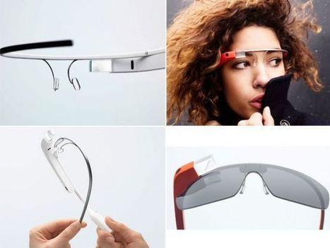 Les Google Glass se dévoilent en vidéo ! - Polynet, le blog   Belle de Mai   Scoop.it