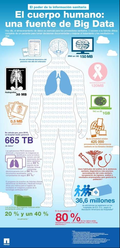Big data y su impacto en el sector sanitario – infografía | eSalud Social Media | Scoop.it