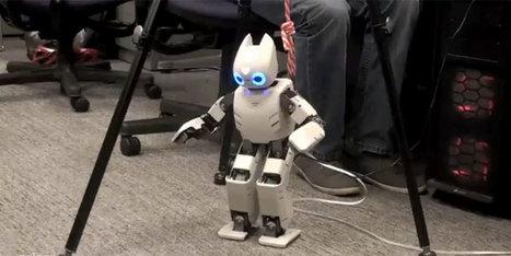 Des robots qui apprennent en imaginant grâce aux réseaux de neurones | Digital Humanities - Intelligence artificielle | Scoop.it
