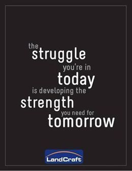 Quote Of The Day The struggle you're in... - Landcraft Developers   GolfLinks in NH 24 Ghaziabad and River Heights in NH 58 Raj Nagar Extn Ghaziabad   Scoop.it
