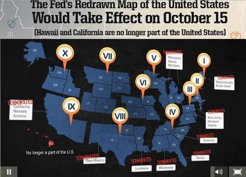 Is emperor obama planning to eliminate 16 states from the U.S.? | Telcomil Intl Products and Services on WordPress.com