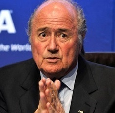 Blogs.Football - Blatter apologizes to Ronaldo   soccerlive   Scoop.it