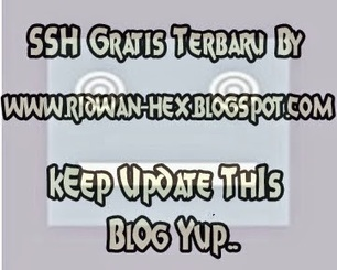 SSH Gratis 21 Juli 2014 Server Mio Drug | RidwanHex | SSH Gratis Terbaru | Scoop.it
