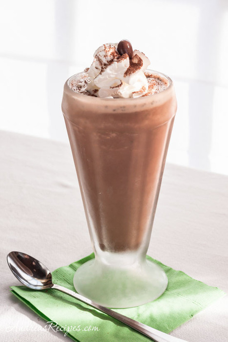 St Patrick's Day Luck of the Irish Milkshake Recipe | Recipes | Scoop.it