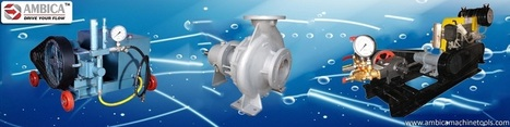 Professional Centrifugal Pump Manufacturers in India | Buy the Best Pump from Centrifugal Pump Supplier | Scoop.it