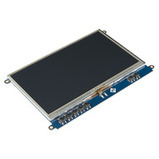 "Beaglebone Black Cape - LCD (7.0"") - DEV-12086 - SparkFun Electronics 