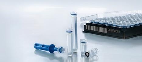 HealthManagement.org - Analytica 2014: Greiner Bio-One Presents Innovative Cryo.s Biobanking Tubes | Biobanking Monthly Pulse | Scoop.it