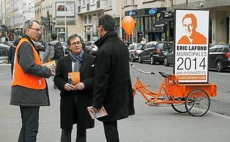 Lyon: Une campagne un brin décalée | Elections Municipales Lyon 2014 | Scoop.it