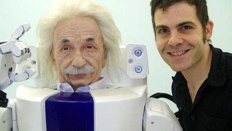 David Hanson on the Future of Arts, Design and Robotics   Tracking the Future   Scoop.it