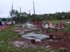 Temporal provoca destruição em comunidade indígena no RS | CPEI | Scoop.it