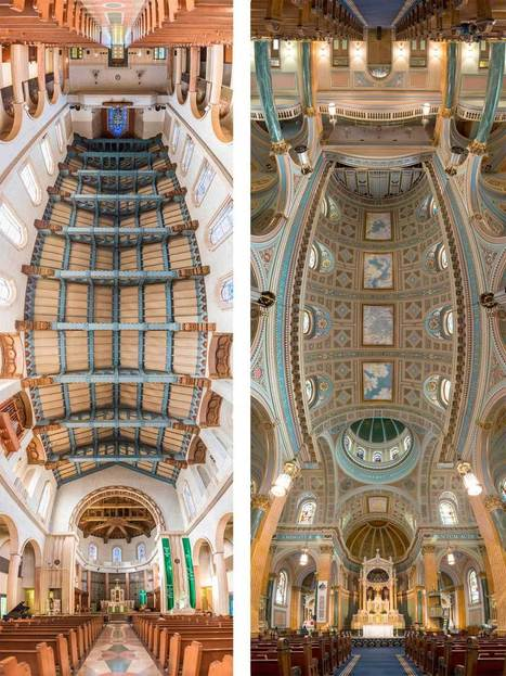 Capturing a Stunning Church from Entrance to Altar in One Image | Photography News Journal | Scoop.it