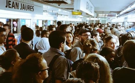 Métro bloqué. Pourquoi y avait-il autant de monde à la station Jean-Jaurès ce matin ? | Toulouse La Ville Rose | Scoop.it