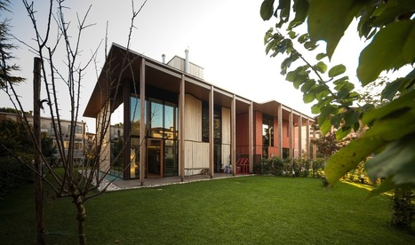 Twin House  / StudioPietropoli | retail and design | Scoop.it