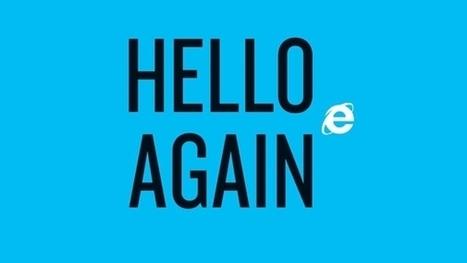 Rethink IE: The Wonderful World of Internet Explorer | ICT e CLOUD | Scoop.it