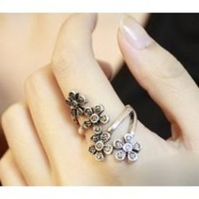 Newest Design Vintage Fashon Flower Rings M40115 | fashion and cheap jewelry | Scoop.it