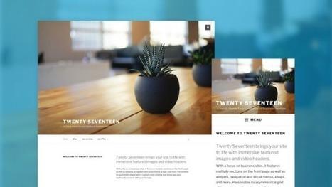 WordPress 4.7: ecco tutte le novità per i blogger (e non solo)   Social media culture   Scoop.it