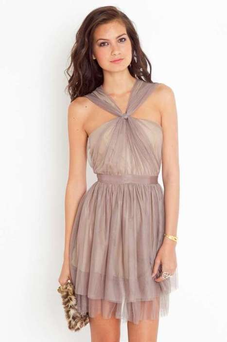 Fancy Knot Dress | Fashion & Style - News, Trends, Advice For The Busy Working Woman | Scoop.it