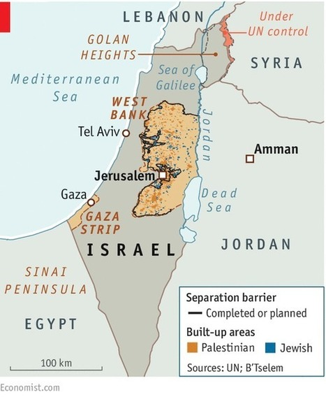 Israel's villa in the jungle | Geography & Current Events | Scoop.it