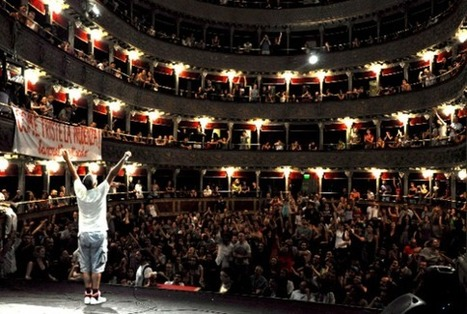 P2P Foundation » Blog Archive » Save the Teatro Valle Commons in Rome! | Peer2Politics | Scoop.it