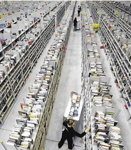«Drive» et e-commerce bousculent la logistique | Logistique | Scoop.it