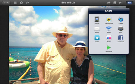 iPhoto for iPhone and iPad: Hands On | KgTechnology | Scoop.it
