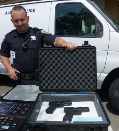 AIR SMART: Can You Tell the Real Gun from the Toy? - Albany Patch | Public Safety Example | Scoop.it