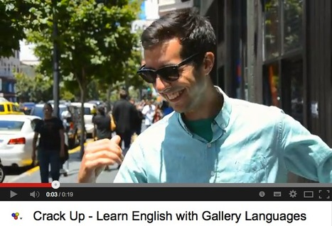 Learn English in 15 seconds! Gallery Languages Ltd - Our first 106 videos were shot on location in the beautiful city of San Francisco, California. | Brainfriendly, motivating videos to learn English B1 B2 and over (European standard) | Scoop.it