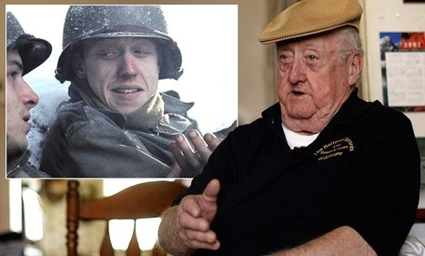 World War II vet 'Babe' Heffron hero in 'Band of Brothers,' dies at 90 | British Genealogy | Scoop.it