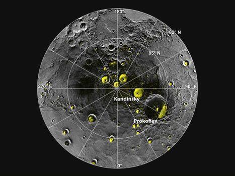 Agua helada en Mercurio | Agua helada en Mercurio | Scoop.it