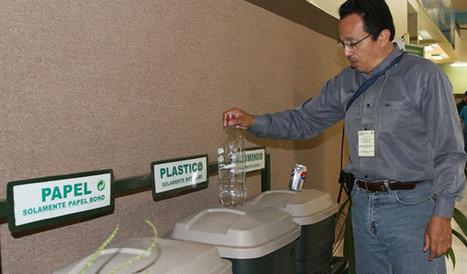 Proyecto de reciclaje generará ingresos a los centros de estudios - La Prensa de Honduras | Iniciativas Verdes | Scoop.it