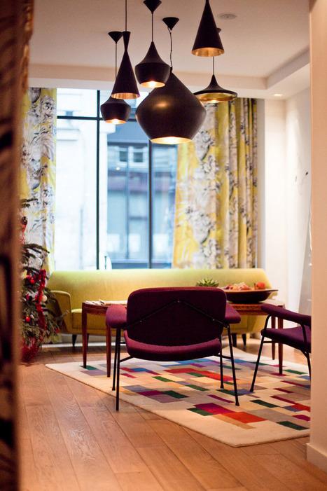 Hotel le crayon, Paris | Eleonore Bridge, blog mode, site féminin, Paris | Intégrateur Multimédia, secteur Hôtelier | Scoop.it