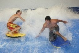 Most Advanced, Portable Surf Simulators in the World Allow Anyone to Hang Ten! | Surf Machines from Hawaii | Scoop.it