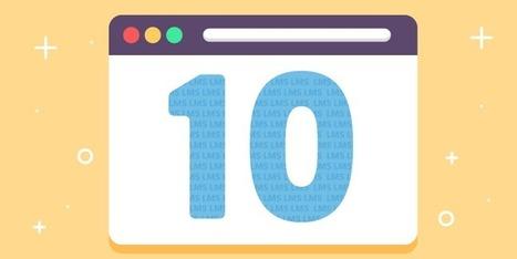 Que mettre sur la page d'accueil de votre LMS ? | my e-education | Scoop.it